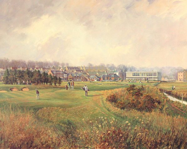 SH02_SHEARER_THE CHAMPIONSHIP COURSE, CARNOUSTIE (MERCANTILE)