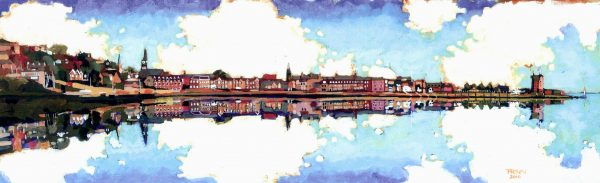 Stephen French_Broughty Ferry (Still)_14.5x4.5_40