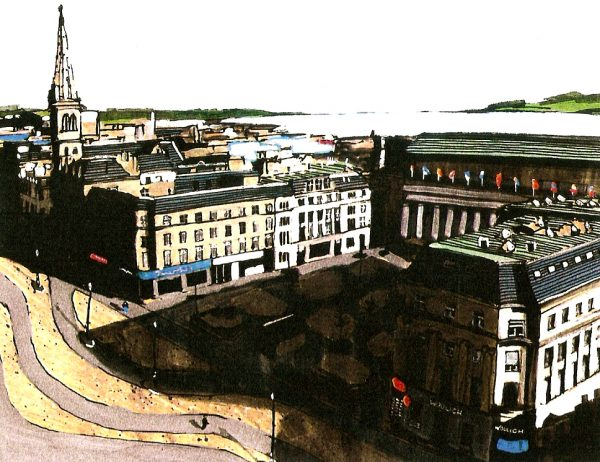 Stephen French_Dundee City Square_5x4_13.50