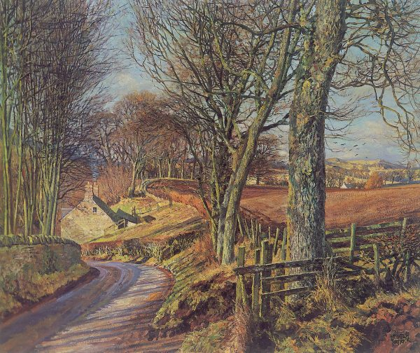 James McIntosh Patrick_Knapp Rd, Rossie Priory_17.5x20.75