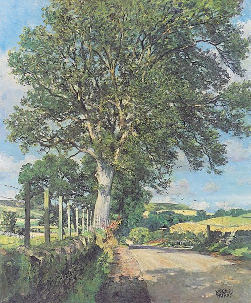 James McIntosh Patrick_Littleton Den_20.5x17.25