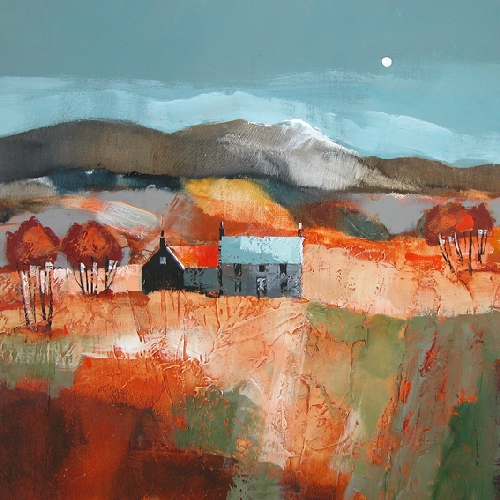 Dugald Findlay_Autumn Tints_12x12
