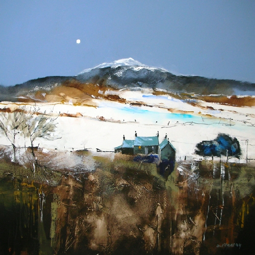 Dugald Findlay_Moonlight Magic_12x12