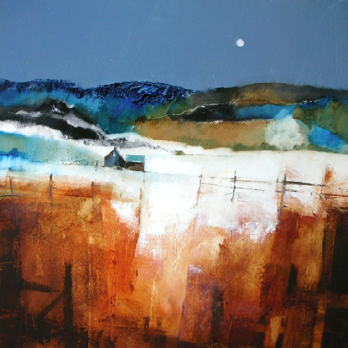 Dugald Findlay_Silent Night_12x12
