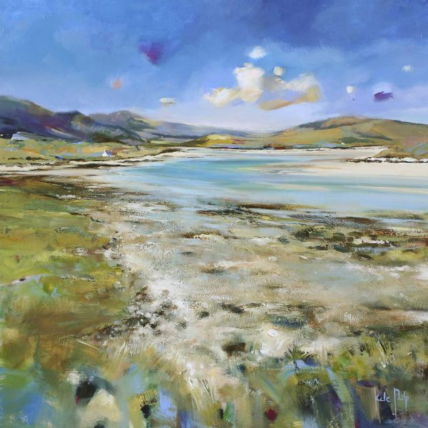 Kyle of Durness _small-10.6x10.5_Large-20x20_Ltd Edition of 250