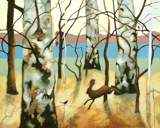 Lesley McLaren_Branching Out_19.75x15.75