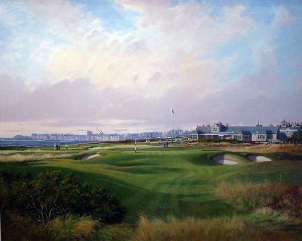 Donald Shearer_SH24.Royal.Troon.The.Rabbit.253x355mm
