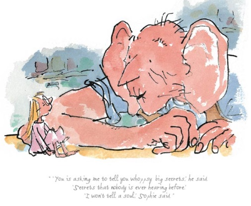 Roald Dahl_Whoppsy Big Secrets