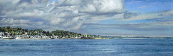 John Bell_Boughty Ferry from Tayport_
