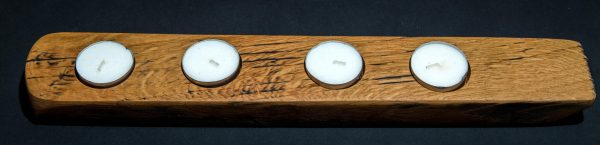 Darach candle holder_4 tealights