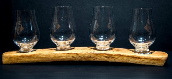 Darach whisky set_4 Glasses
