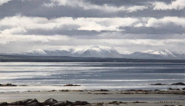 Ian Johnstone_Gruinard Bay_Oils_7x12