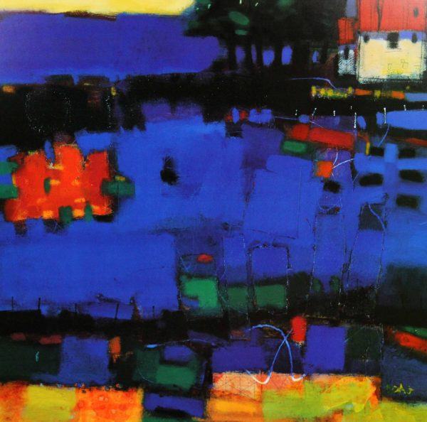 Francis Boag_The Blue Field_505x505