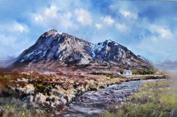 Allan Morgan_Buachaille Etive Mor,Glencoe (I)_Oils_16x24_950