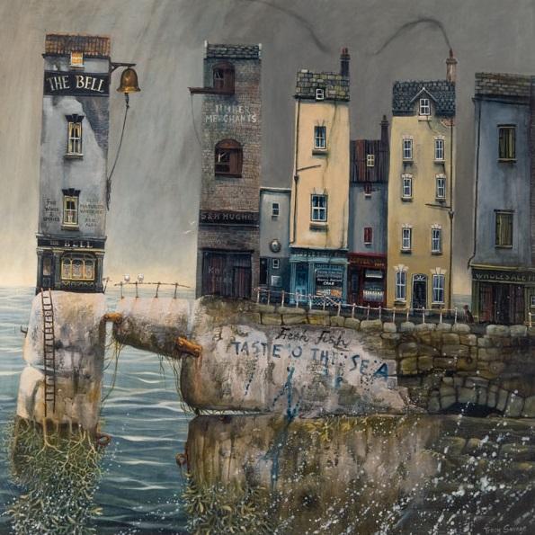 Tracy Savage_Taste 'O' The Sea_16.5x16.5
