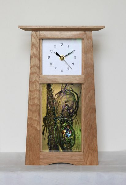 Archie McDonald_Robert Ryan_Mantle Clock IV
