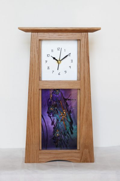 Archie McDonald_Robert Ryan_Mantle Clock V