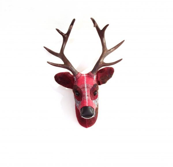 April Barrie_Original_Textile Taxidermy_Leslie_17x12_300