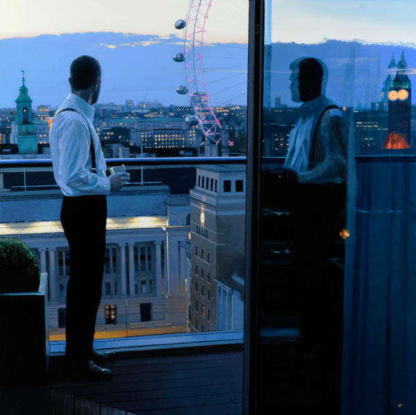 Iain Faulkner London Evening