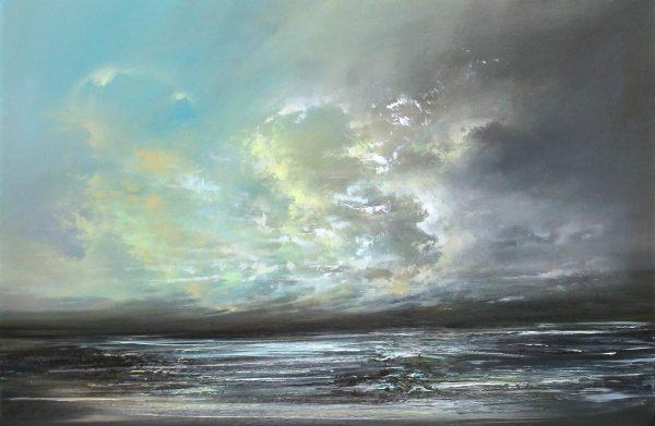 Philip Raskin_Original Acrylic_Colonsay Calling_24x36