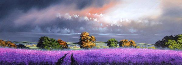 Allan Morgan_Harvest 4_Oils_Image Size 15x40