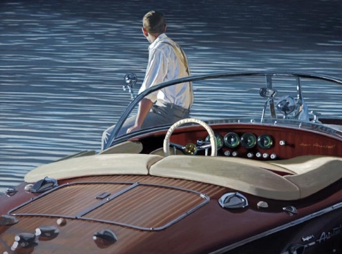 Iain Faulkner_Contemplating Return_Signed Limited Edition_17x23