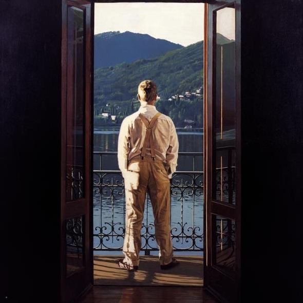 Iain Faulkner_Signed Limited Edition_Lake Como