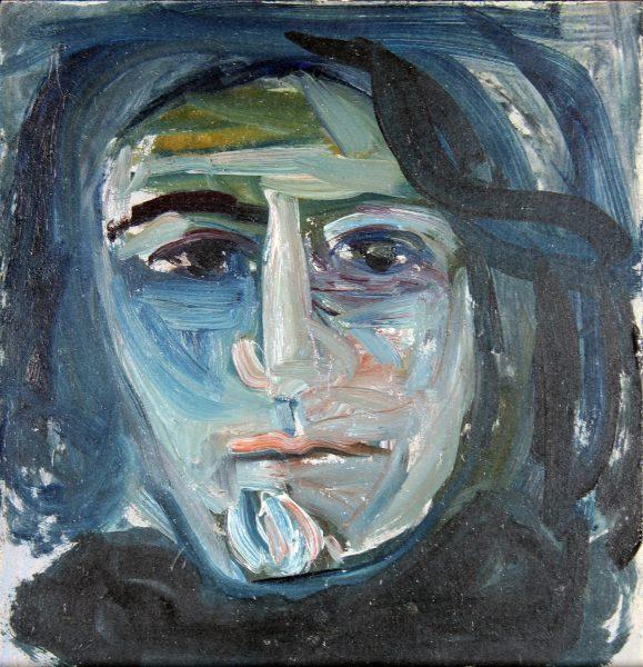 5_Lil Neilson_Original_Oil_Self Portrait_ 10x 9