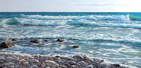marc esteve_The Sound Of the Sea_ image size 16x32