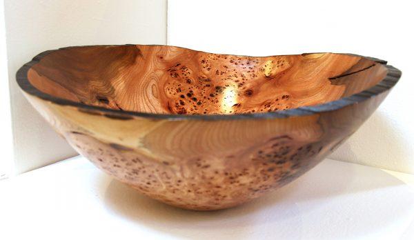 Angus Clyne_Burr Elm Bowl_91_6.5x16.5_295_2