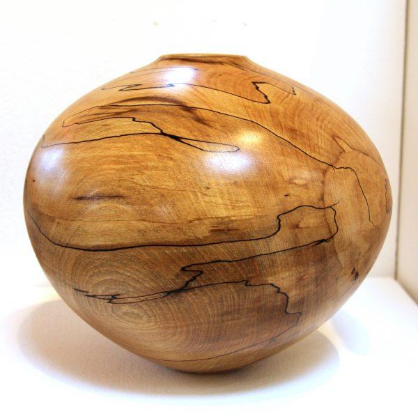 Angus Clyne_Spalted Beech Vase_97_11x12.5_390