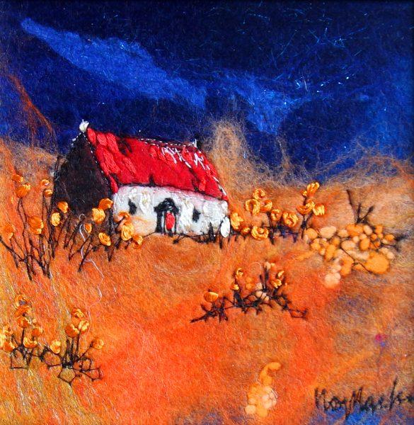 Moy Mackay_Original_Merino Felt_Honey Cottage_img size 5.5 x 5.5_.jpg