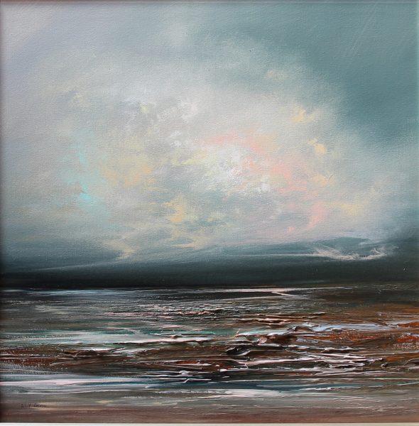 Philip Raskin_Original_Hebridean Light_24 x 24