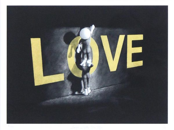Mark Grieves_Limited Edition Print_High Gloss_ Love Lifts Us Up_11x15 WEB