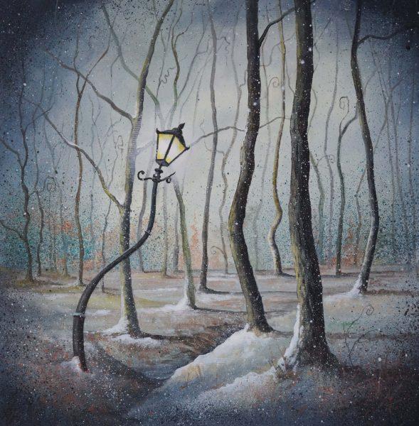 Gail Stirling Robertson_Nearly Narnia_16x16