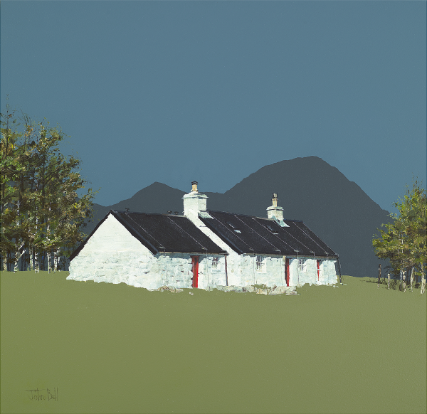 BEL15_John Bell_Blackrock Cottage, Glencoe
