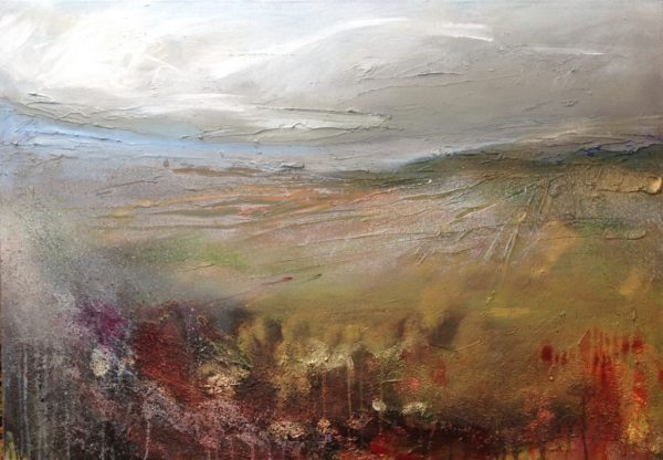 Beverley Waller_Of the Land_Mixed Media_27.5x39.5