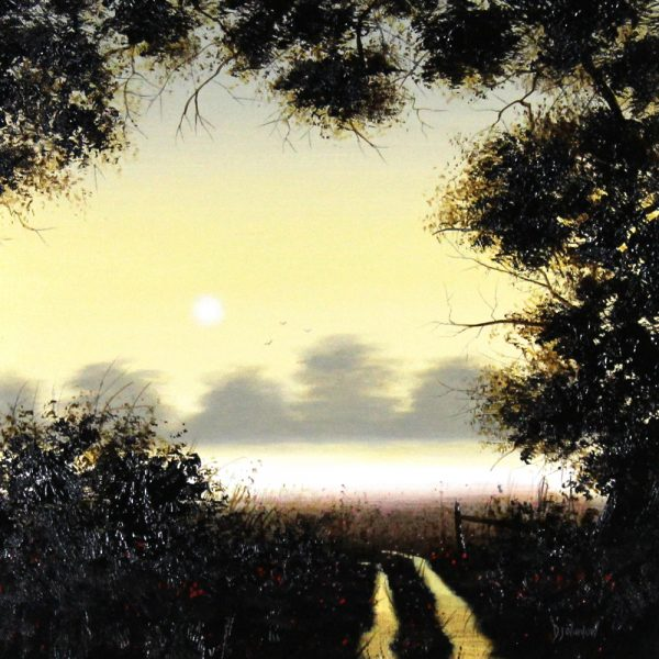 David Warilow_Soft Light I_Oil_16x16