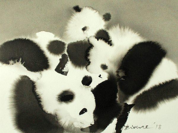 Endre Penovac_A Bamboo of Pandas