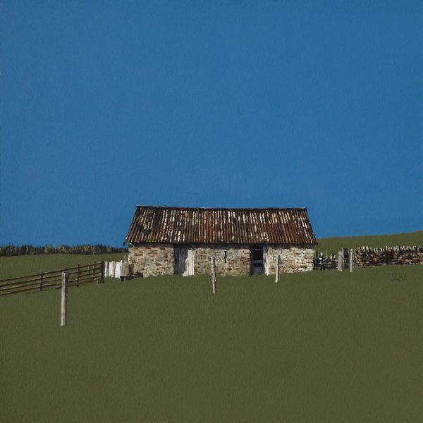 John Bell_Badyo, Moulinearn_Acrylic_18x18