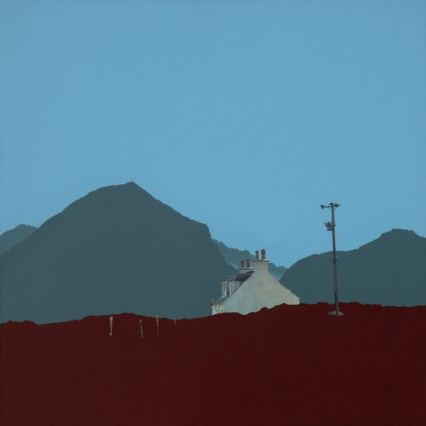 John Bell_Marsco from Glendrynoch, Skye_Acrylic_18x18