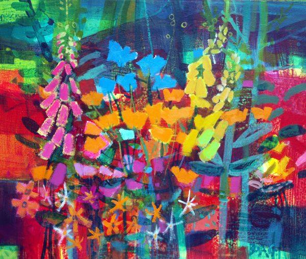 Francis-Boag_Summer-Abundance-II_91222_Acrylic-Collage-1.j