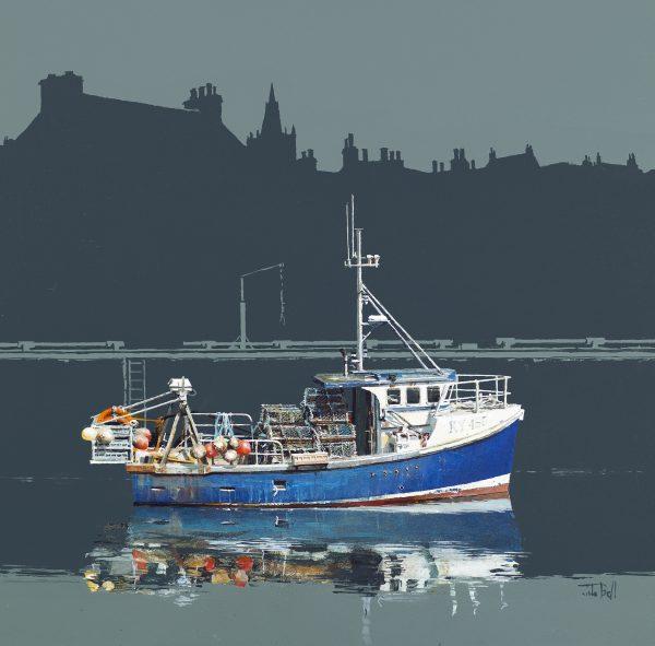 GFA Image 2_Blue Boat, Pittenweem