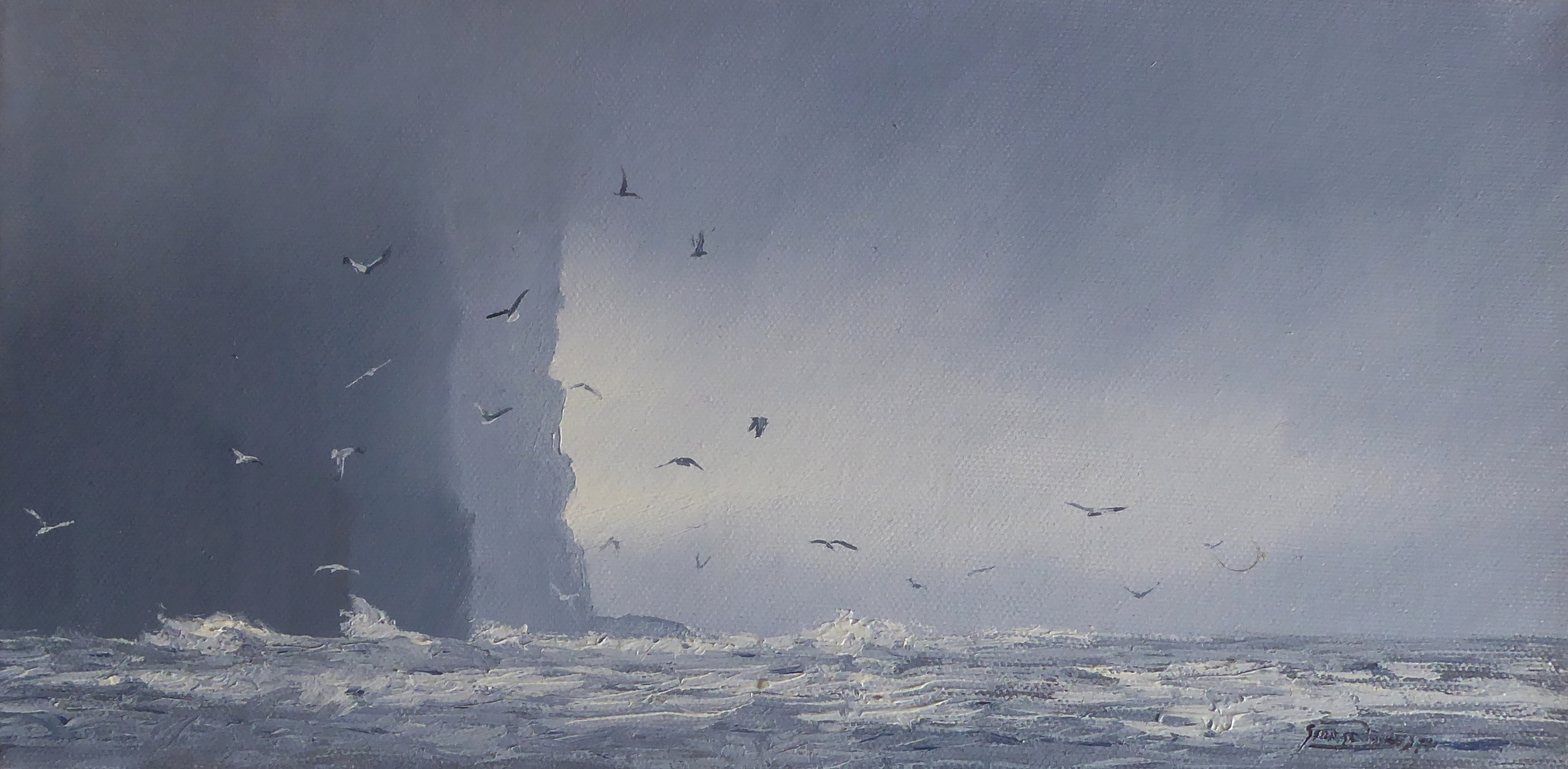 George Noakes_Glimmer of Light Orkney