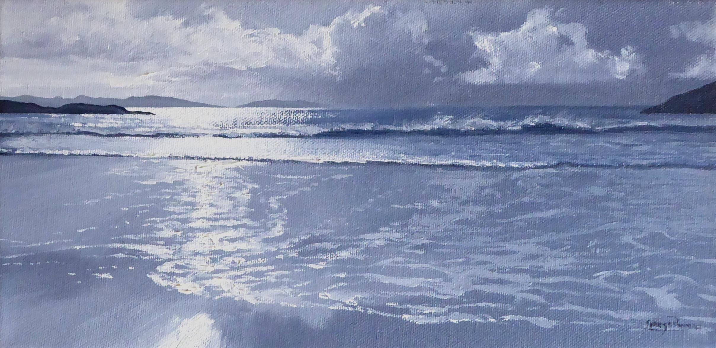 George Noakes_Incoming Tide Polin Beach