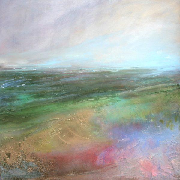 Beverley Waller_North Sea, 39x39