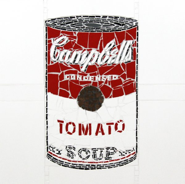 David O'Brien_My Favourite Soup_Mosaic_23.5x23.5