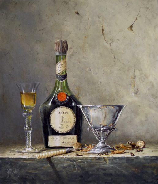 Ian Mastin_Liqueur par Excellence_Acrylic_14x12.jpeg