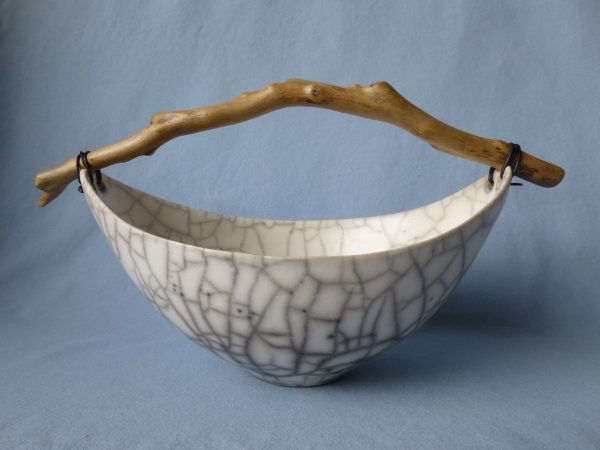 Anne Morrison_Wide Crackle Bowl