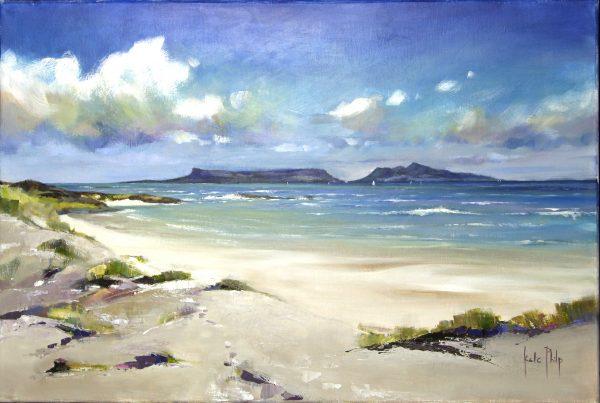 Kate Philp_Camusdarach Beach, Arisaig_Oil_20x30